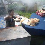 ארוחת על גדות הירדן